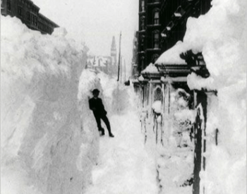 Great Blizzard of 1888. The Great White Hurricane