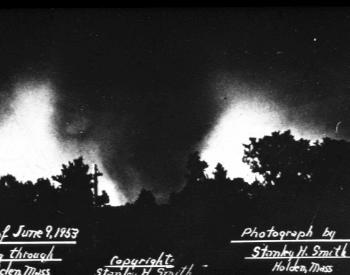 1953 F4 Worcester Tornado