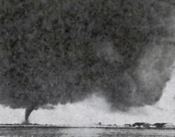 The 1957 F5 Fargo, North Dakota Tornado