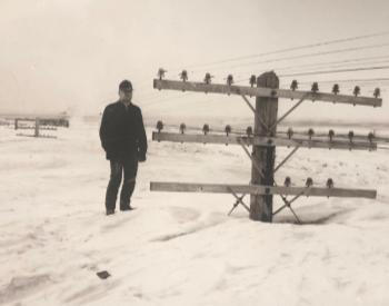 1966 North Dakota Blizzard