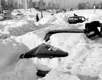 1967 Great Chicago Blizzard