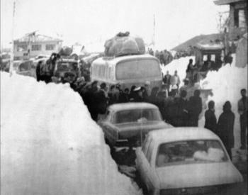 1972 Iran Blizzard