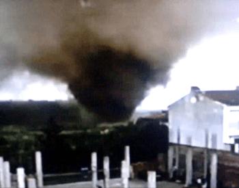 1994 F2 Tornado in Spain, Europe