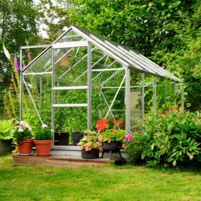 A Picture of a Greenhouse