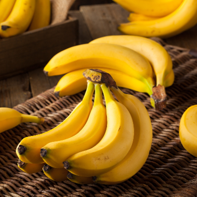 A Picture of a Bunch of Bananas