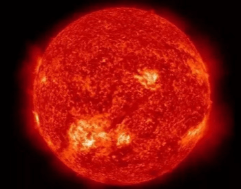 An illustrative example of a red gaint star