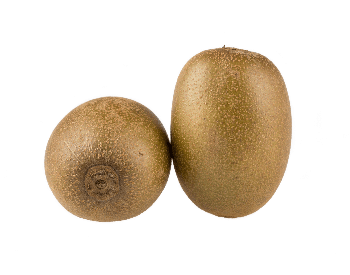 A picture of a whole kiwi