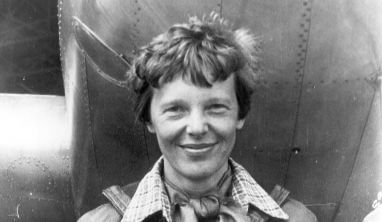 Amelia Earhart Facts for Kids