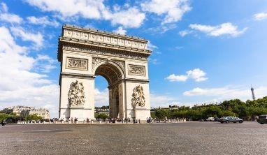 Arc de Triomphe Facts for Kids