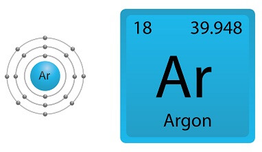 Argon Facts for Kids