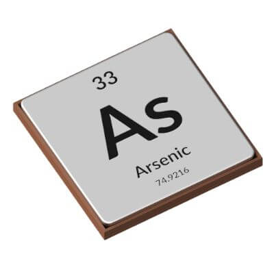 Arsenic - Periodic Table of Elements