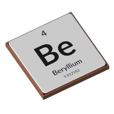 Beryllium - Periodic Table of Elements