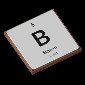 Boron Periodic Table