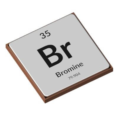Bromine - Periodic Table of Elements
