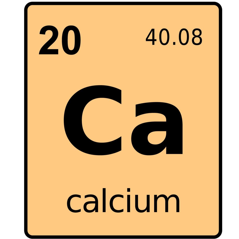Calcium Periodic Table