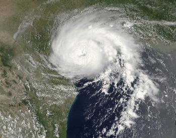2003 Hurricane Claudette - Category 1