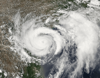 2008 Hurricane Dolly - Category 2