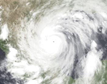 2010 Hurricane Alex - Category 2