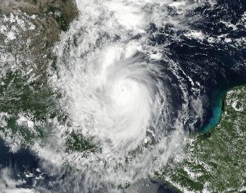2017 Hurricane Katia - Category 2