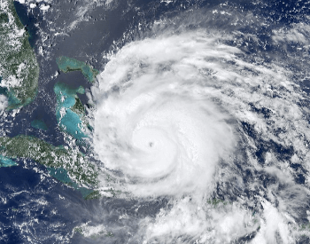 Hurricane Irene - Category 3