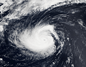 Hurricane Edouard - Category 3