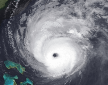 2010 Hurricane Earl - Category 4
