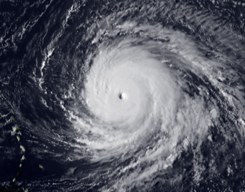 2010 Hurricane Igor - Category 4