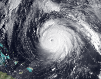 2014 Hurricane Gonzalo - Category 4