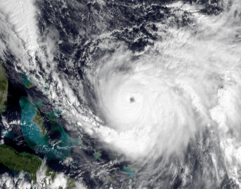2015 Hurricane Joaquin - Category 4