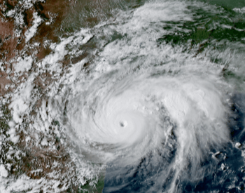 2017 Hurricane Harvey - Category 4