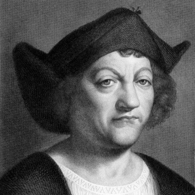 A Picture of Christopher Columbus