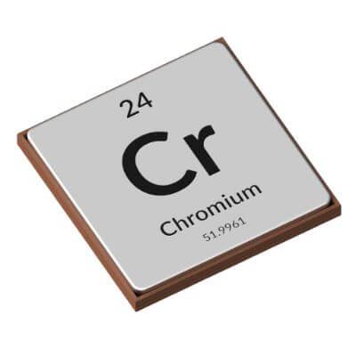 Chromium - Periodic Table of Elements
