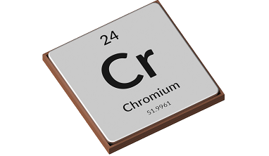 Chromium Facts for Kids