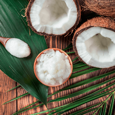A Picture of a Coconut