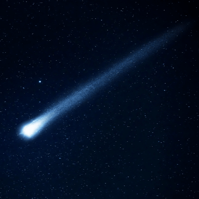 A Picture of a Comet