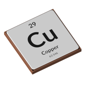 Copper Periodic Table