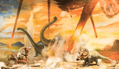 Dinosaur Extinction Facts for Kids