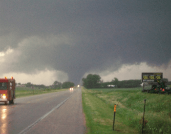 A Picture of an EF3 tornado on 06-20-2011