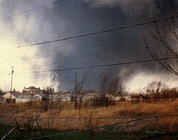 F5 Tornado on 03-03-1974