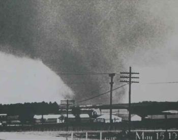 F5 Tornado on 05-15-1968