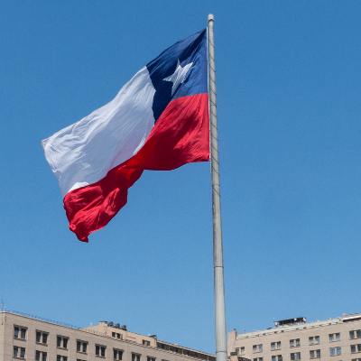 A Picture of the Flag of Chile