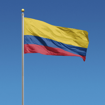 A Picture of the Flag of Colombia