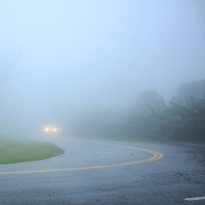 A Picture of Foggy Conditions