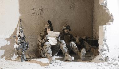 Gulf War Facts for Kids