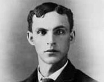 A picture of a young Henry Ford, at the age of 25