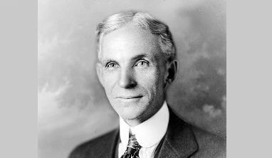 Henry Ford Facts for Kids
