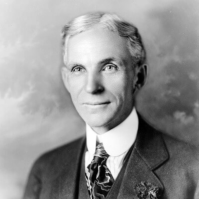 A Picture of Henry Ford