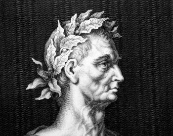 A real life illustration of what Julius Caesar looked like