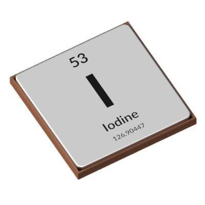 The Periodic Table - Iodine