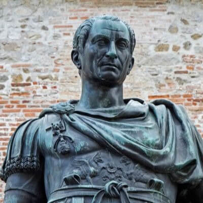 A Picture of Julius Caesar